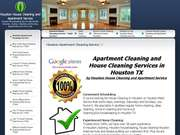 Houston House and Apartment Cleaning