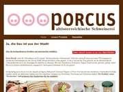 Porcus - altösterreichische Schweinerei